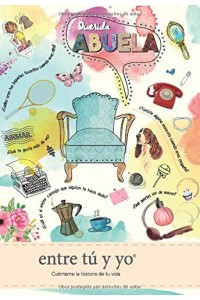 El libro Cuéntame la historia de tu vida