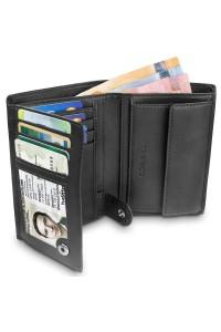 Cartera con protección RFID