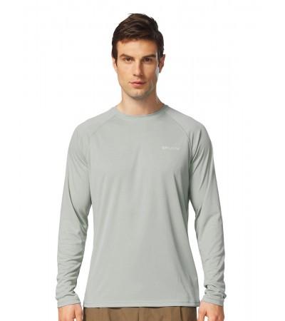Camiseta de manga larga con protección UPF +30