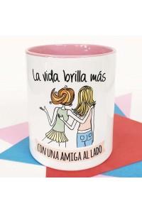 Taza de cerámica para tu amiga