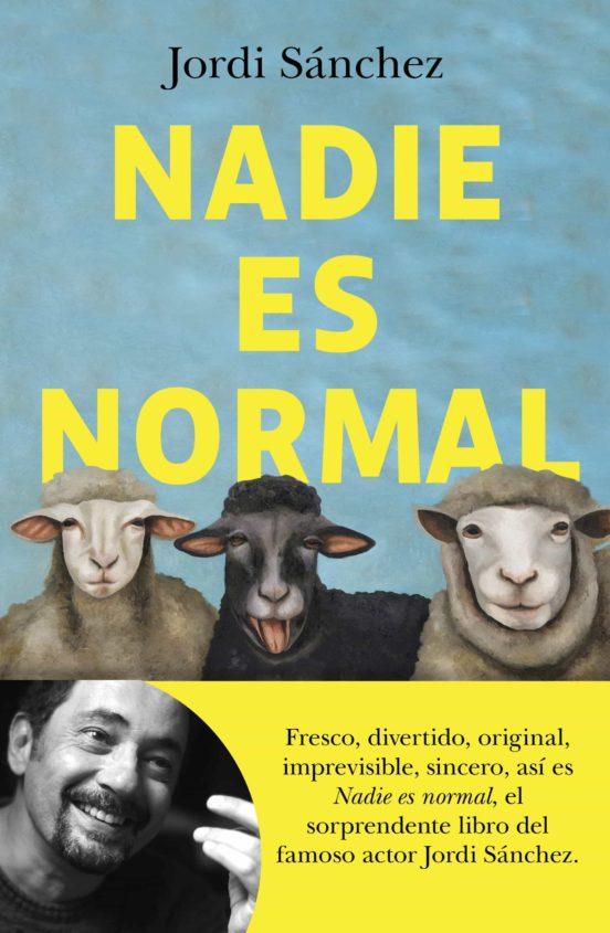 """El libro """"Nadie es normal"""""""